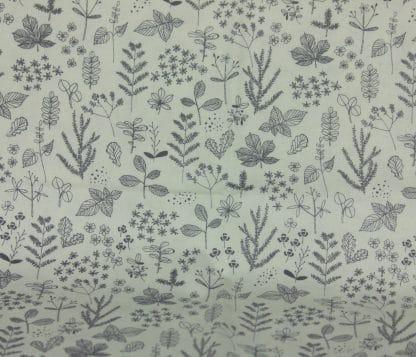 Laminated Cotton – Nature Leaf
