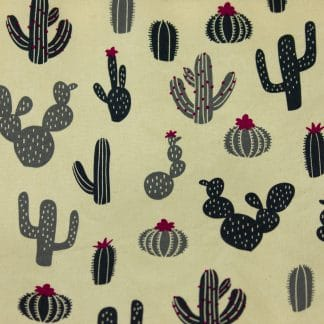 10oz. Waxed Cotton Canvas – Cactus