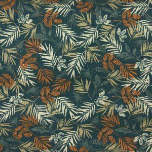 10oz. Waxed Cotton Canvas – Fern Sea