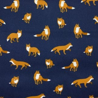 Cotton Canvas – Summer Fox