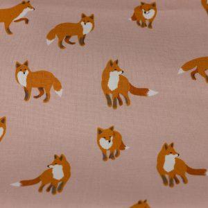 Oxford – Pink Fox