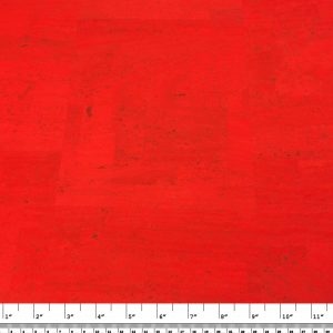 Red Candy – Surface Cork Fabric