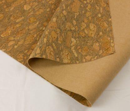 Natural Cork Fabric – Organic