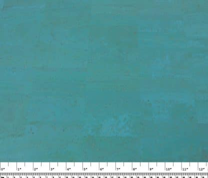 Surface Cork Fabric – Ocean Blue