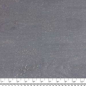 Pearl Charcoal Grey – Cork Fabric