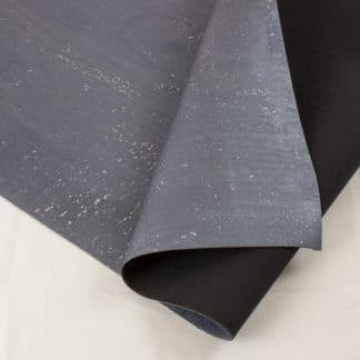 Pearl Charcoal Grey – Cork Fabric