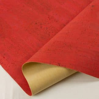 Surface Cork Fabric – Coral