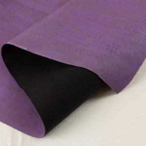 Violet – Surface Cork Fabric