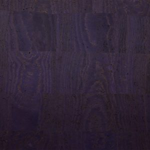 Aubergine – Surface Cork Fabric