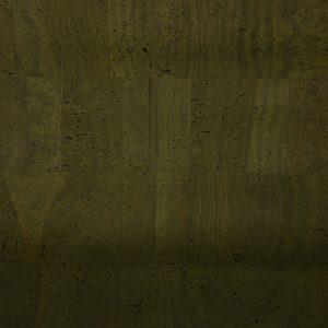 Army Green – Surface Cork Fabric