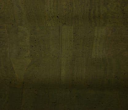 Surface Cork Fabric – Army Green