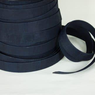 No Sew Cork Strap 24mm – Navy