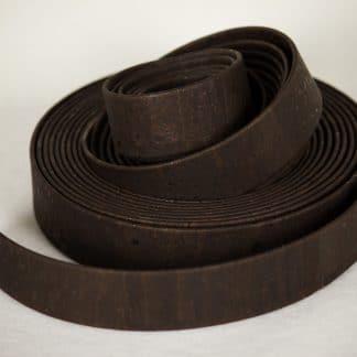 No Sew Cork Strap 24mm – Brown