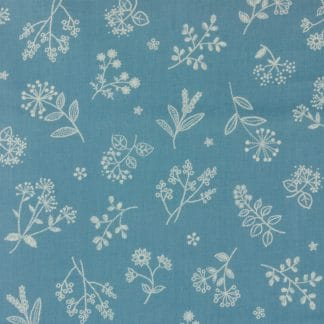 Japanese Prints – Tanpopo Light Blue