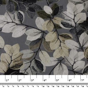 Quilting – Pearl Leaves
