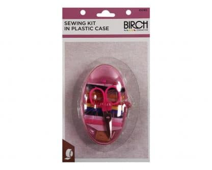 Birch Pebble Sewing Kit