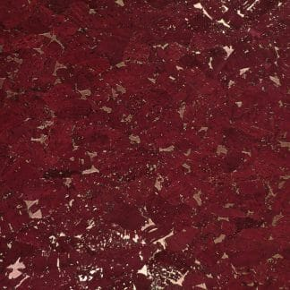 Marble Cork Fabric – Wine