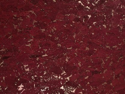 Marble Cork Fabric – Wine