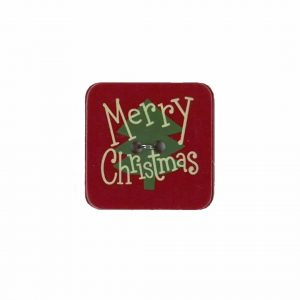 Seasonal – Buttons Merry Christmas