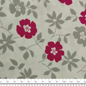 Oxford – Japanese Floral – Pink