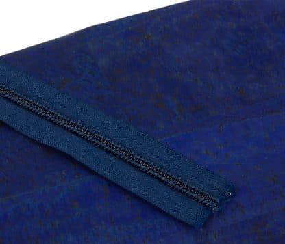 YKK Zipper Denim Blue
