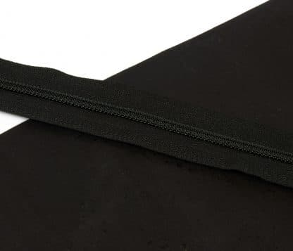 YKK Zipper Black