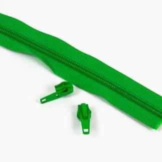 Zips - YKK Zipper Grass Green