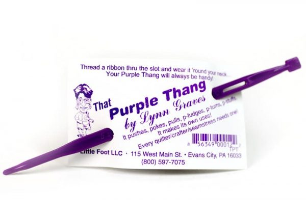 Accessories – That Purple Thang