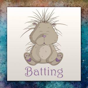 Batting and Interfacing