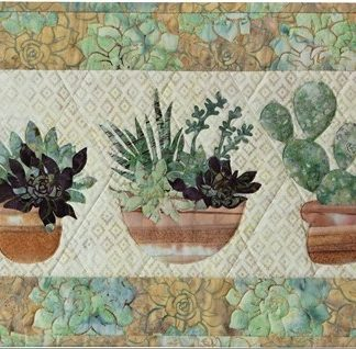 McKenna Ryan - Prickly Pots Applique Pattern