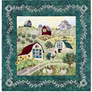 McKenna Ryan – With A Big Quilt Here And A Small Quilt There Pattern