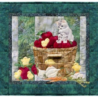 McKenna Ryan – She Had Some Chicks Applique Pattern