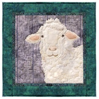 McKenna Ryan – Here a Bahhh! Applique Pattern