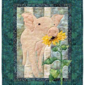 McKenna Ryan – With an Oink Oink Here Applique Pattern