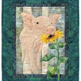 McKenna Ryan – With an Oink Oink Here Applique Pattern