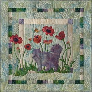 McKenna Ryan – Paws in the Poppies and Complete Quilt Instructions