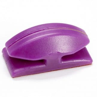 Thread Cutterz Flat Mount Cutter – Purple