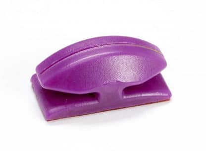 Thread Cutterz Flat Mount Cutter – Purple