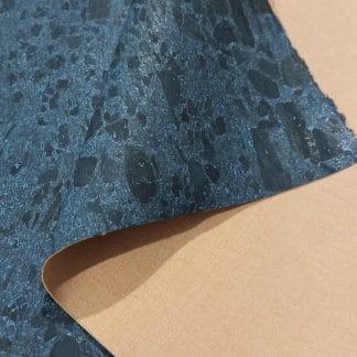 Designs Cork Fabric – Organic Blue