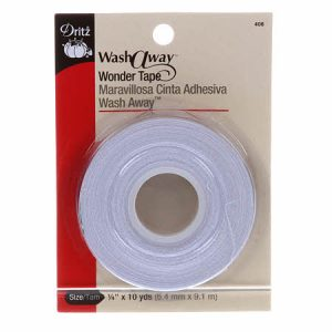 Wash-Away Wonder Tape