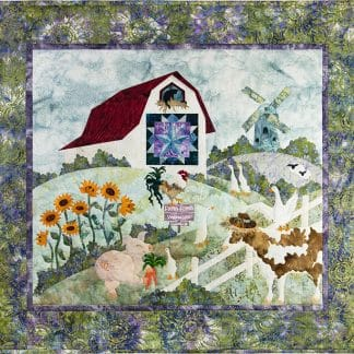McKenna Ryan - The Gentle Barn Applique Pattern