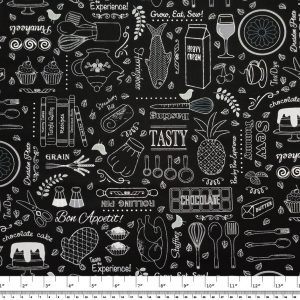 Quilting – Row by Row 2019: Taste the Experience – Cooking Words and Things