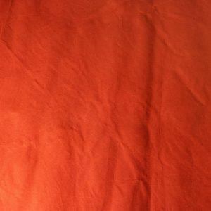 10oz. Waxed Cotton Canvas – Burnt Orange