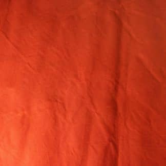 10oz. Waxed Cotton Canvas – Burnt Orange