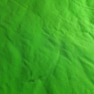 10oz. Waxed Cotton Canvas – Lime Green
