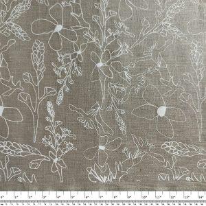 Grass Trigger In Snow – Femke Textiles