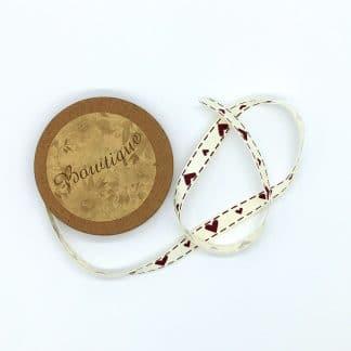 Little Hearts Grosgrain Ribbon – Bowtique