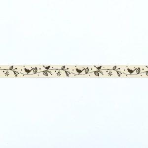 Birds and Vines Ribbon – Bowtique