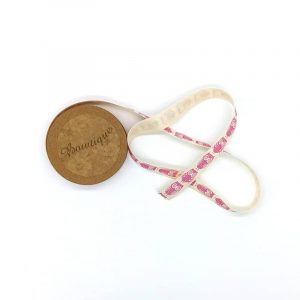 Little Owls Ribbon – Pink – Bowtique