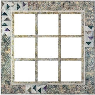 Nesting - Pieced Quilt Pattern
